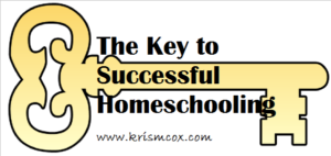 the-key-to-successful-homeschooling