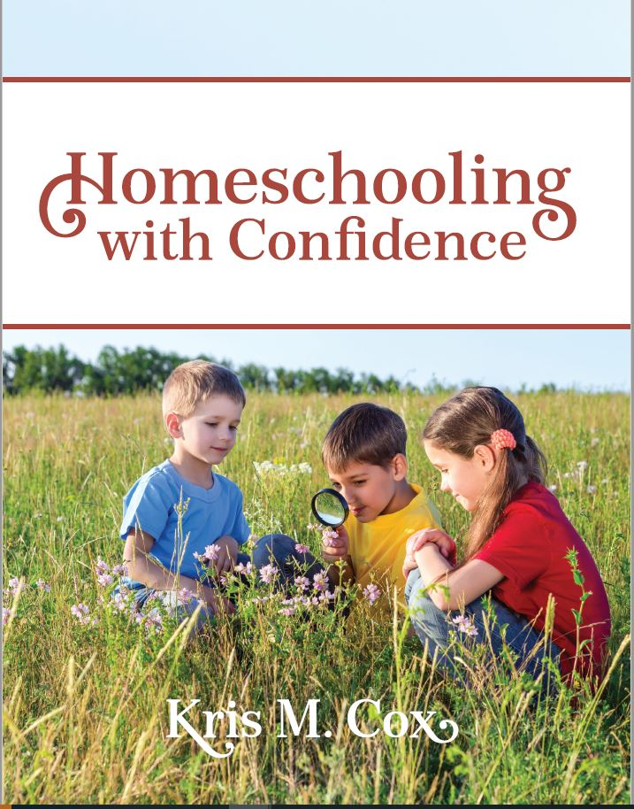 Homeschooling with Confidence cover