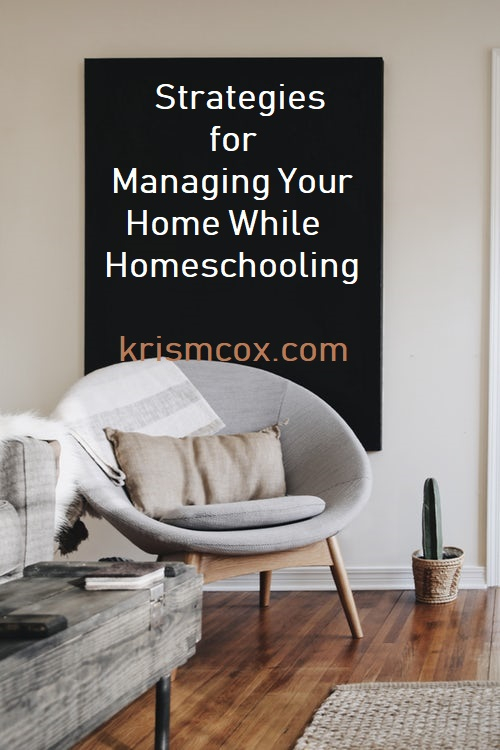 Strategies for Managing Your Home While Homeschooling